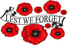 Remembrance Day Poppy Day Armistice Day November 11th Day Remember The Fallen
