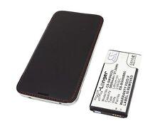 Batterie 5600 mAh avec coque en format portfeuilles pour SAMSUNG Galaxy S5 LTE