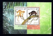 AUSTRALIA - BF - Fauna. Emissione congiunta con l'Indonesia