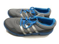 Men's Adidas Breeze Running Shoes Blue / Grey Size 11