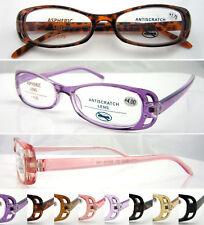 L331 2 Pairs High Quality Fashion Lady Reading Glasses/Simple Arm /Aspheric Lens