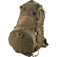 Sac Tactique Molle Rond 45x19cm Coyote Tan NNni59Ft9q