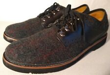 Timberland Abington Woolrich Mens High Quality Oxford Wool Shoes - Size 13M