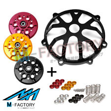 Dry Clutch Cover Pressure Plate Collar For Ducati Streetfighter 1098 S4R CP1S