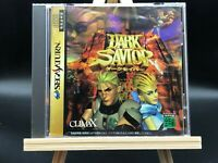 Dark Savior (Sega Saturn, 1996) from japan #2720