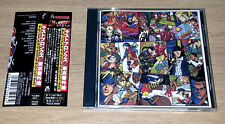 LAST BRONX Tokyo-bangaichi Soundtracks AUDIO CD USATO OTTIMO VER JAP VBC 54036