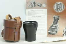 Rolleiflex Carl Zeiss Jena Duonar 2X T Lens with Case
