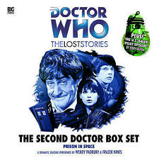 The Second Doctor Box Set by Dick Sharples, Terry Nation (CD-Audio, 2010)