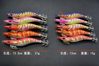 Msport Squid Jig  EGI For SQUID Fishing Sea Fishing 13cm 3.5 21G x1