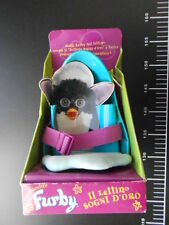 RETRO FURBY SLEEPY TIME BED Lettino Sogni D'oro Gig Tiger