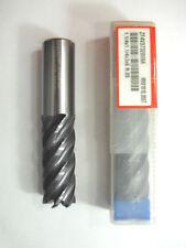 "1-1/4 HANITA Carbide Endmill 6F R 0.05"" TiALN 3x6"
