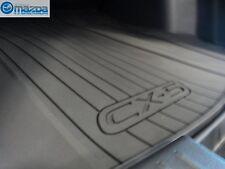 2013-2016 Mazda CX-5 All Weather Floor Mats & Rear Cargo Tray Combo Kit New OEM