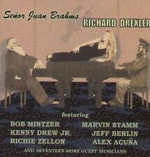 RICHARD DREXLER - Señor Juan Brahms - 2006 J.Jazz Ita - NIC 90022