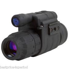 Sightmark Ghost Hunter 2x24 Night Vision Monocular Gen 1+ 2X Built in IR SM14071