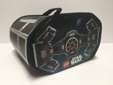 Lego Star Wars Tie Fighter Carrying Case Zippered Padded Play Mat FREE SHIPPING