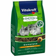 Vitakraft Emotion Complete All Ages, Chinchilla - 800 g - Food Rodents