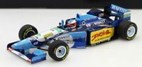 Benetton B195 Michael Schumacher 1995 Minichamps 1/18th Diecast Model