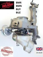 Vw Passat Caddy Golf Jetta Touran 2.0TDi 170HP 757042 BMN BMR Turbocharger Turbo