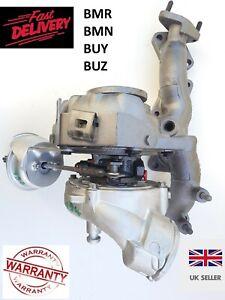 Vw Passat Caddy Golf Jetta Touran 2.0TDi 170HP 757042 BMN BMR Turbocharger Turbo