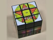 Zauberwürfel Magic Cube Würfel Geburtstag 6cm Drehwürfel Hirntraining Birthday