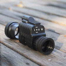 4X-14X Infrared Wifi Monocular Sight Scope;IR Positioning 7 Reticle Modes for PC
