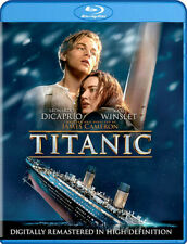 Titanic [New Blu-ray] With DVD, UV/HD Digital Copy, Boxed Set, Digital