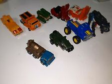 Bandai Transformers And Gobots Lot 1980s Toys Vintage Transformers G1 RETRO  VTG