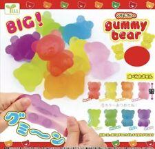 Cute Phone Mochi Squishy Charm Big Gummy Bear 1 Random Toy