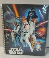 Star War Hardcover Sketchbook Barnes & Nobel Exclusive 11 In X 8.5 In New