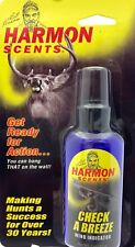 Deer Hunting Wind Indicator Check A Breeze 2oz. Bottle Harmon Scents CCHCAB
