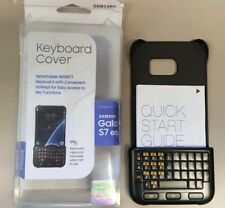 Samsung S7 Edge Oem Factory Keyboard Case/Cover + S7 Edge Retail Box accessories