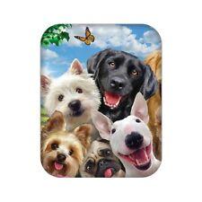Selfie Funny Fridge Magnet Dog Lovers Gift Bull Terrier Chihuahua Labrador Pug