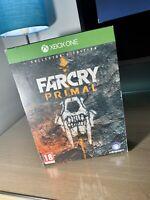 Far Cry: Primal Collectors Edition Xbox One RARE