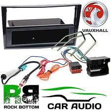 VAUXHALL CORSA D 2006-14 Car Stereo Radio QUADLOCK PIANO BLACK PANEL Fascia Kit