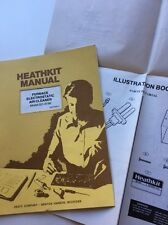 Heathkit GD-3196 Electrostatic Air Cleaner Manual And Illustration Book
