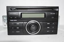 2007-2009 NISSAN VERSA RADIO STEREO CD PLAYER CY08C 28185 EM30A