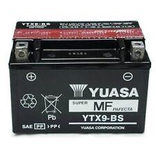 Yuasa Batterie YTX9-BS Motorradbatterie