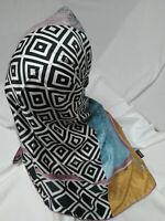 Miranda Esarp ca.100 x 100 cm Hijab Kopftuch Schultertuch Neu