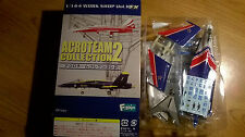 RARE Neuf SU-27 F-toys 1/144 RUSSIANS KNIGHTS IN BOX serie ACROTEAM RUSSIE