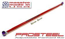 Massive Panhard Adjustable Bar Rod 82-02 F Body Camaro Firebird w Hardware Steel