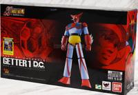 GX-74 Getter 1 Robot D.C.Bandai Tamashii Soul of Chogokin Dynamic Classics
