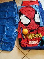 P1 SPIDERMAN SUPERBE matelas gonflab+ embout pompe excellent etat