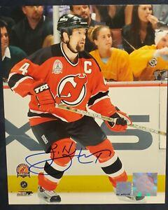 Scott Stevens Signed New Jersey Devils 8x10 Photo