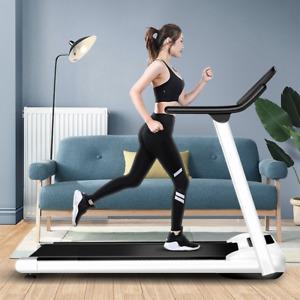 2021 Electric Folding Treadmill small Heavy duty running machine Free shipping