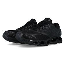 Mizuno Hombre Wave Prophecy 8 Correr Zapatos Zapatillas - Negro Deporte