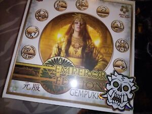L5R Legend of the Five Rings Emperor Edition: Gempukku Starter Box, Sealed New
