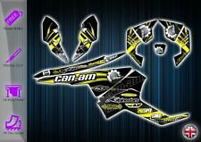 CAN AM RENEGADE STICKERS - GRAPHICS KIT - DECALS CANAM RENEGADE ATV GRAPHICS KIT