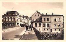 AK beneschau/Benesov nad ploucnici Ristorante cartolina Blanik