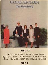 THE HAYES FAMILY: Feeling His Touch cassette NM Janet,Sharon & MYLON+bonus CD