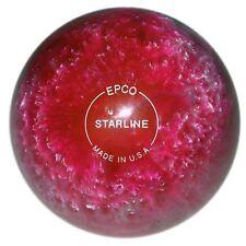 EPCO Starline Pearl Candlepin Bowling Balls